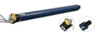 Электроприводы Torro для рулонных штор серии AM35